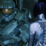 The Chief and Cortana