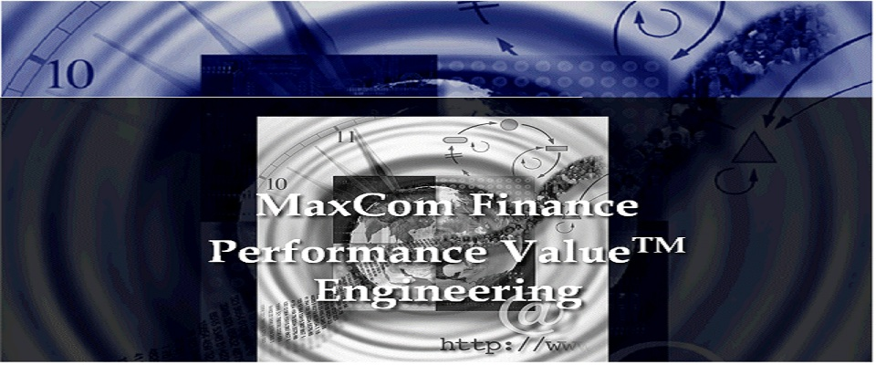 This the former logo of Maximum Commerical Finance which did great work!  It is to bad the company ran of out employees with the right expertise.