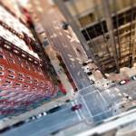 A lofty view in Manhattan!