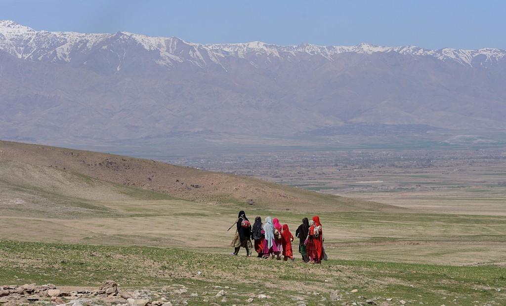 AFGHANISTAN-PEOPLE