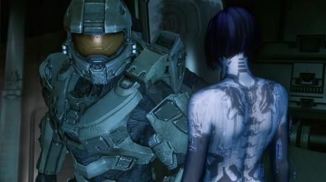 The Chief and Cortana